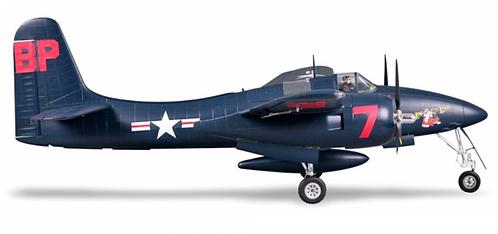 F7F Tigercat 1700mm PNP Blue