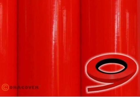 Oraline Fluori punainen leveys 6mm