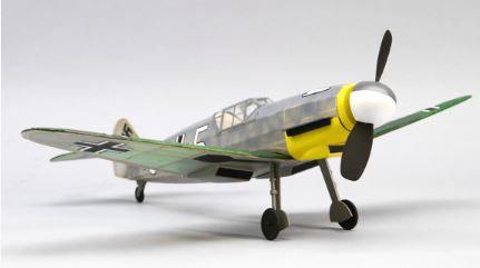 Messerschmitt ME-109G 457mm balsa kit