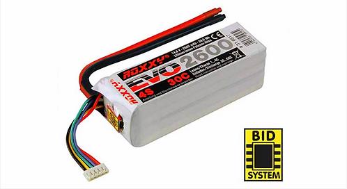 Multiplex EVO ROXXY LiPo 4S 2600mAh 30C