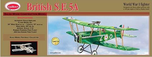 British S.E.5A