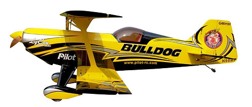 "Pitts Challenger 73"" Yellow ARF"