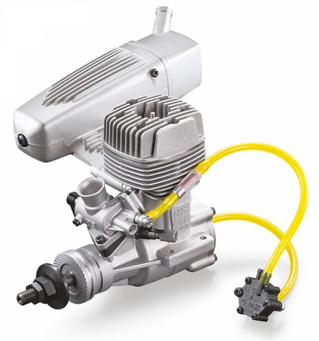 OS GGT15 2-tahti hehku-bensa moottori