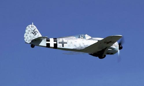 Focke-Wulf 190 A8 1/4 Scale model Composite Fuselage