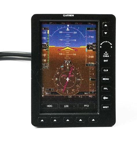 GPS Garmin valaistu näyttö 6V 1/4