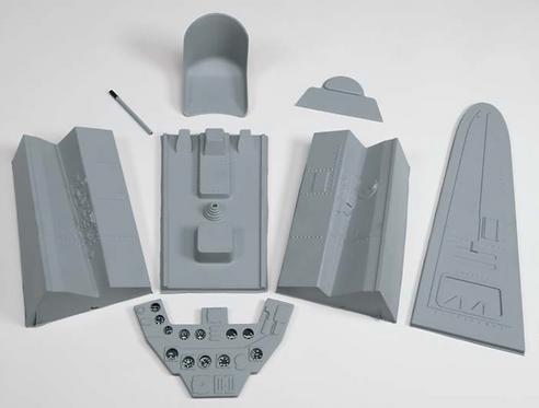 Giant FW-190 Ohjaamo kit