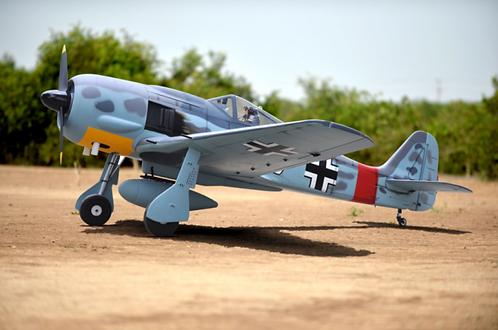 Focke-Wulf FW 190A 120CC GP/EP ARF