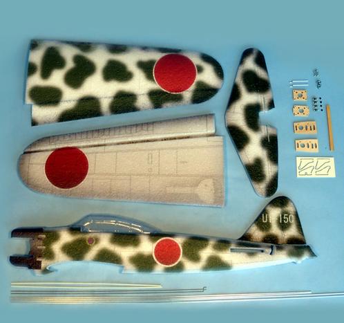 Mitsubishi A6M2 Zero ARF