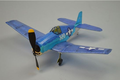 F6F Hellcat 457mm balsa kit