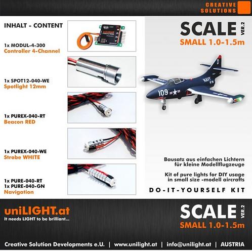 SCALE-Small lighting set