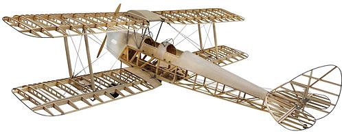 De Haviland DH82A Tiger Moth kit (2360mm)
