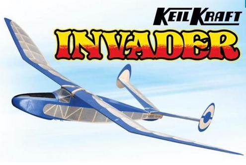 Keil Kraft Invander kit