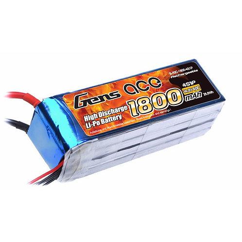 Gens Ace 1800mAh 40C 4S1P