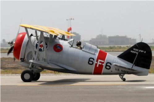 Grumman F3F-2 Short kit