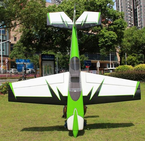 """Extra NG 103"""" Green/Black ARF kit"""
