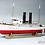 Thumbnail: The Lackawanna Tug Boat 838mm kit