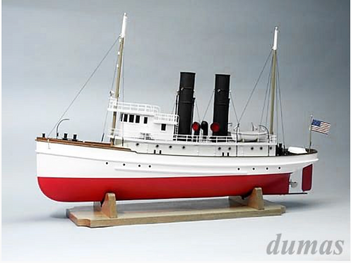 The Lackawanna Tug Boat 838mm kit