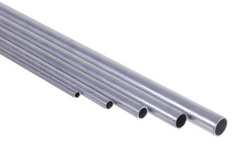 Alumiini putki 8x1000mm