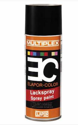 Multiplex EC Color Black 400ml