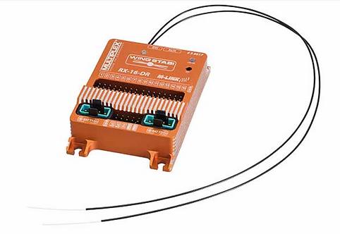 Multiplex WINGSTABI  RX-16-DR pro M-LINK incl Akkuw. 35A