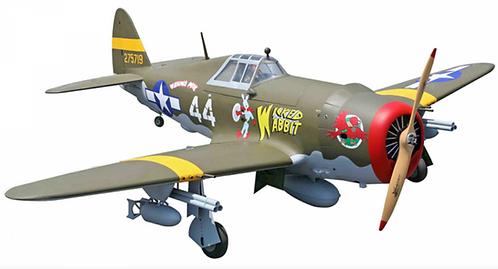 P-47 Razorback Giant Scale 50-61cc Gas ARF