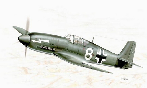 Heinkel He-100 D-1 1/4.6 Short kit