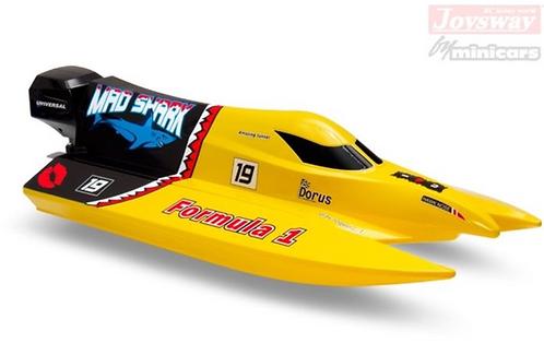 Mad Shark F1 RTR Standard Yellow