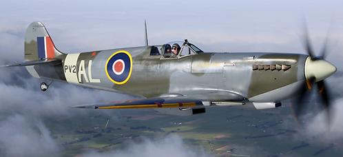 Spitfire MK IX 1/4 short kit