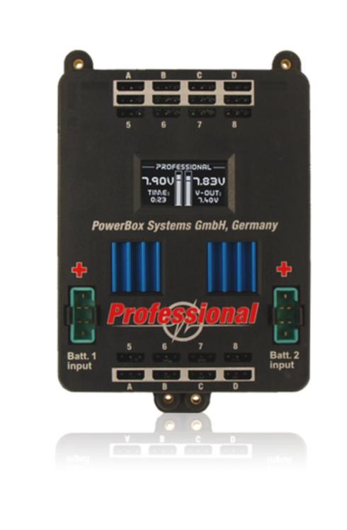 PowerBox Professional with sensor switch 4330