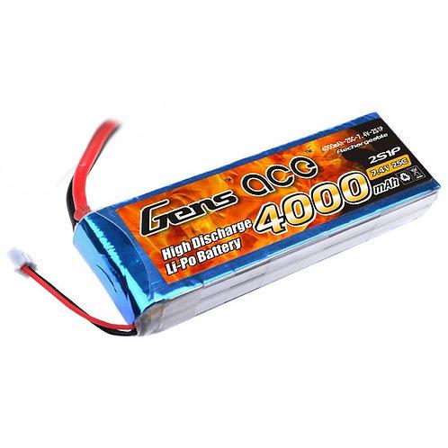 Gens Ace 4000 mAh 2S 25C