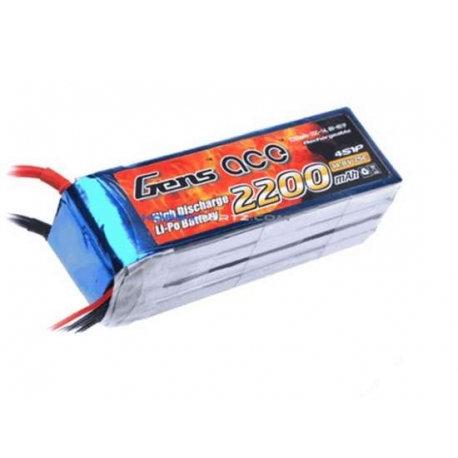 Gens Ace 2200mAh 25C 4S1P