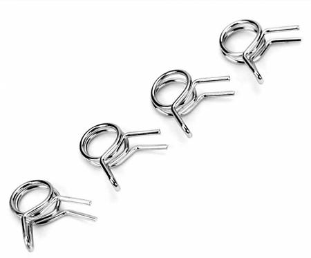 Fuel line clip medium 4kpl