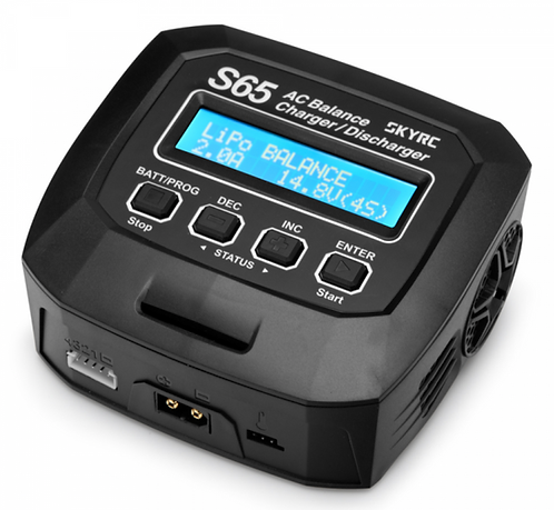 SkyRC S65 AC Charger/Discharger