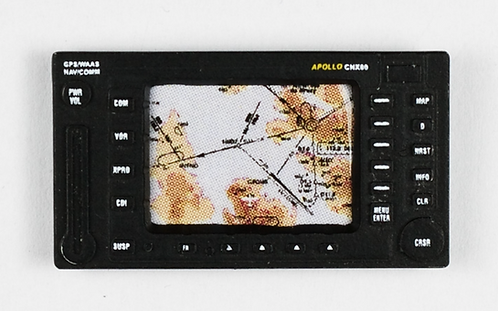 GPS  kartta  1/4