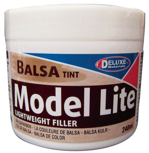 Model Lite Balsa Filler (balsan värinen)