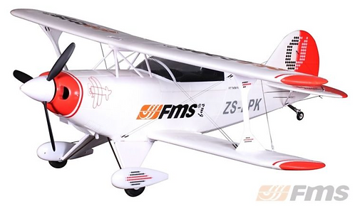 Pitts 3D 1400mm PNP