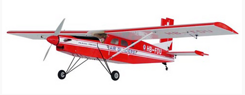 Pilatus PC-6 Porter 40 ARF 1625mm