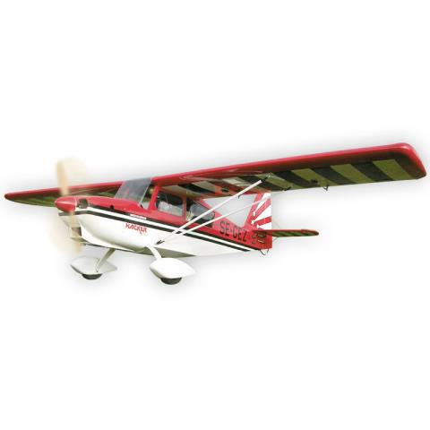 Hacker Bellanca Super Decathlon XXL ARF RED