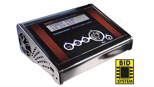 MultiplexPOWER PEAK C8 EQ-BID 12V/230V