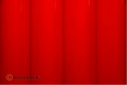 Oracover Fluor red
