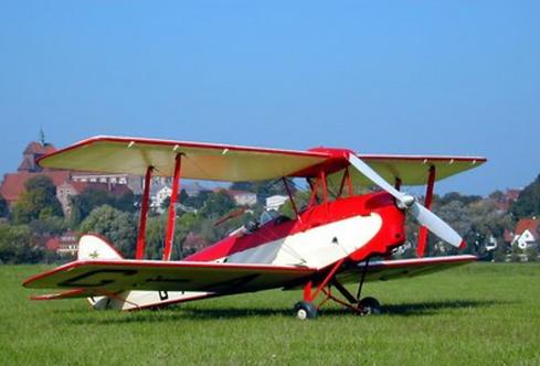 DH.82 Tiger Moth 2.7m