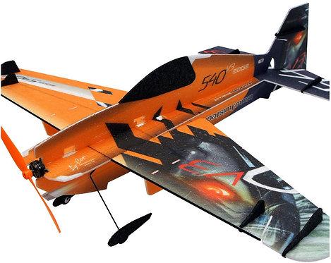 RC-Factory Edge 540 V3 Superlite orange