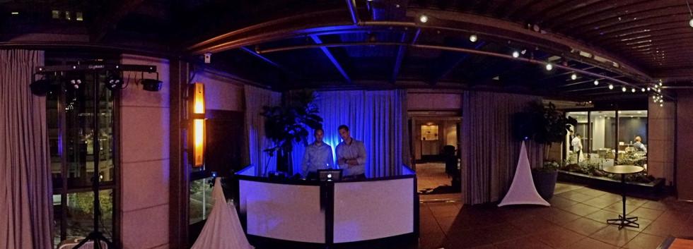 DJ frontboard
