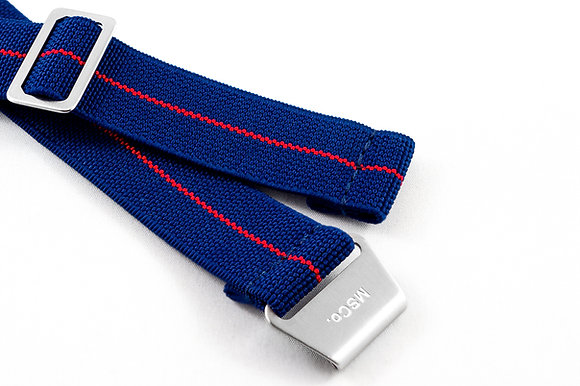 Premium Elastic - Blue & Red
