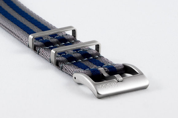 Premium Slim - Bond : Blue & Gray
