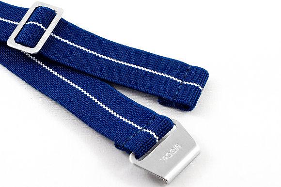 Premium Elastic - Blue & White V2