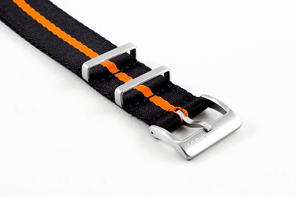 Premium Slim - Black & Orange