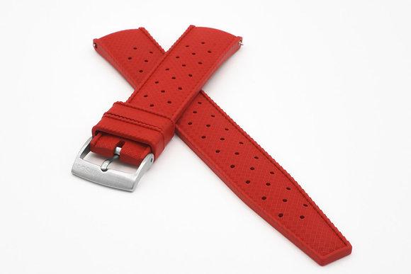 Premium Rubber - Tropical Red
