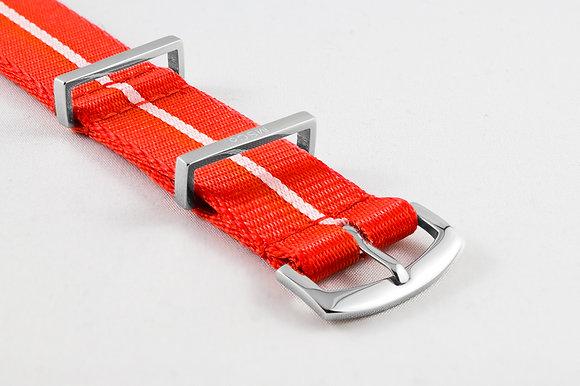 Premium Plus - Orange & White