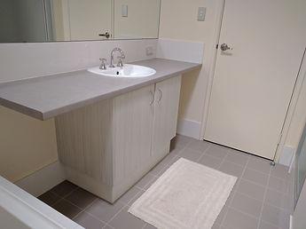bathoom, pre-start, prestart, tiles, selections, laminates, cupboards, cabinets